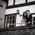 historical wedding photo at Marybrooke