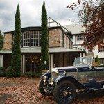 classic car at Marybrooke