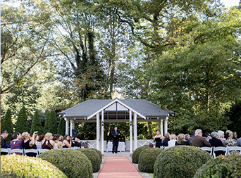 Gazebo Ceremony